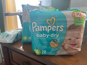 Pampers for Sale in Middletown, CT
