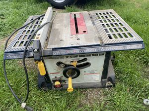 Table saw for Sale in Bloomington, CA