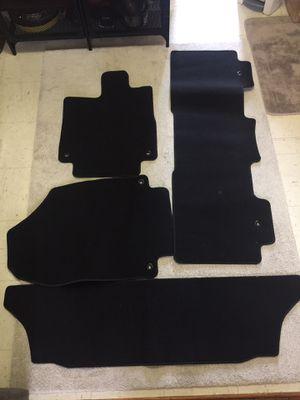 Honda Odyssey 2018-2019 OEM Black Carpet Floor Mats for Sale in Queens, NY