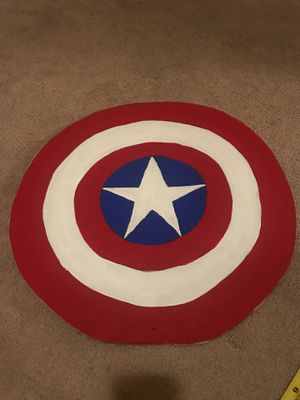 Captain America logo for Sale in Aurora, CO