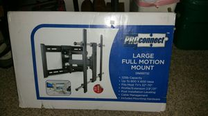 New Proconnect Large Full Motion TV mount for Sale in American Fork, UT