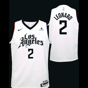 NEW CLIPPERS JERSEY XL for Sale in Victorville, CA