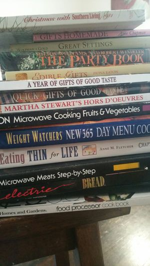 Lot of over 50 various cookbooks for Sale in Sioux Falls, SD