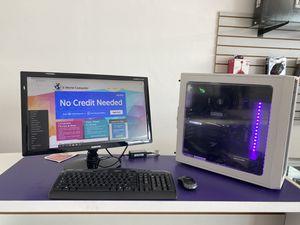 Gaming PC AMD Ryzen 5-2600 16gb Ram 256SSD 1tb HDD for Sale in Baldwin Park, CA