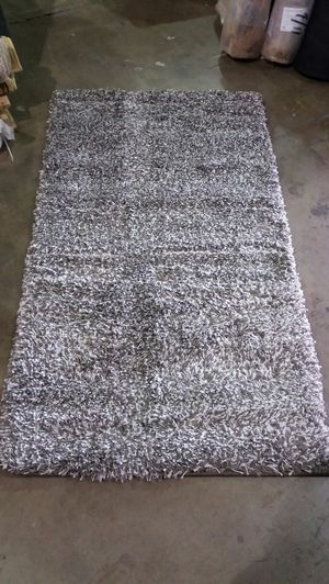 Gorgeous home decorators collection amador gray 2x4 indoor accent rug for Sale in Phoenix, AZ
