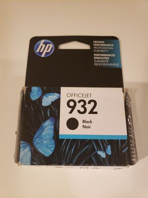 HP 932 Black Ink for Sale in Austin, TX