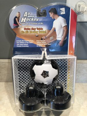 Air Hover Hockey for Sale in Shorewood, IL