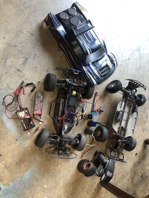 RC car sc10 4x4 for Sale in Newberg, OR