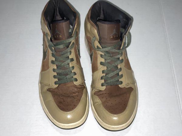 Jordan 1 armed forces rare 2008 release