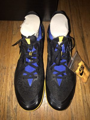 Andre Iguodala Nike Crusaders (BLACK) *PLAYER EXCLUSIVES* GS WARRIORS for Sale in Concord, CA