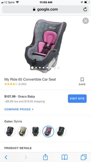 Graco car seat for Sale in Biloxi, MS