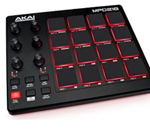 Akai Professional Akai Professional MPD218 | MIDI Drum Pad Controller for Sale in Baltimore, MD