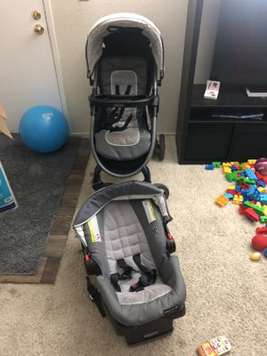 Stroller with Infant car seat for Sale in Sunnyvale, CA