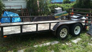 Trailer with spare tire for Sale in Miami, FL