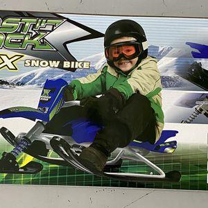 Stallion Sport Fast Track TRX Snow Bike for Sale in Kirkland, WA