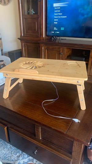 Lap top stand with USB fan for Sale in Port St. Lucie, FL