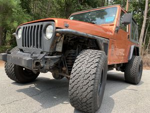 2001 Jeep Wrangler for Sale in Lilburn, GA