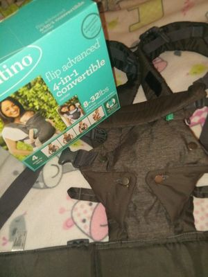 4 in 1 Convertible Baby Carrier for Sale in Columbus, OH