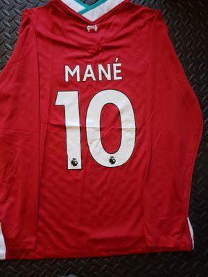 Mané - Liverpool Home jersey size L for Sale in Hoffman Estates, IL