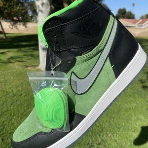 """Jordan 1 """"Zoom Zen Green"""".... Size 14 for Sale in Riverside, CA"""