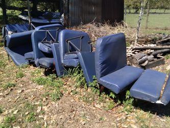 School Bus Seats 8 Of Them for Sale in Ocala,  FL