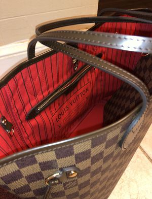 Louis Vuitton NeverFull MM tote for Sale in Johnson City, NY