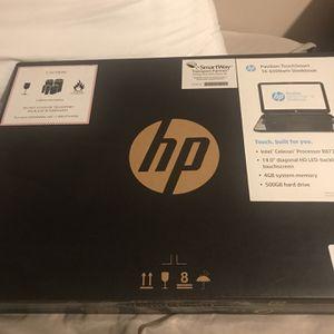 HP Pavilion TouchSmart 14-b109wm Sleekbook for Sale in Austin, MN