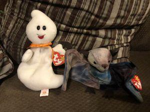 Vintage Halloween beanie babies for Sale in Longwood, FL