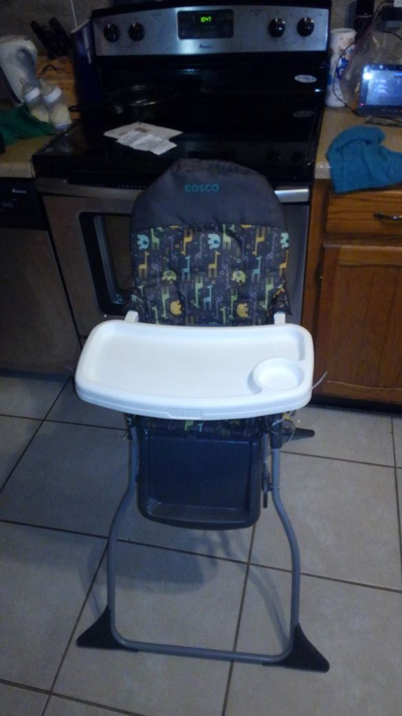 Baby Walker highchair and jumper