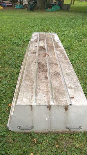 14ft Aluminum Boat for Sale in Saginaw, MI