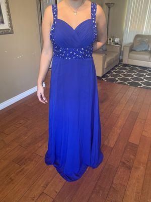 Blue prom dress for Sale in Azusa, CA