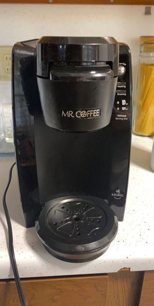 Small Mr. Coffee Keurig for Sale in Ottumwa, IA