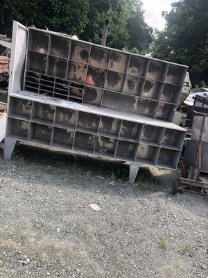 Workstation Metal Cabinet Cubbies Shelf Shelves for Sale in Burlington, NC