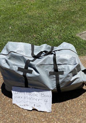 Inter mariner inflatable boat for Sale in Nashville, TN