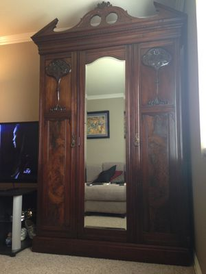 Antique Armoire for Sale in Burbank, CA