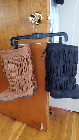 Fringe boots size 8.5 for Sale in Gresham, OR