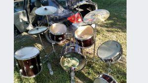 Drum Set- 8 pc for Sale in Parsons, KS