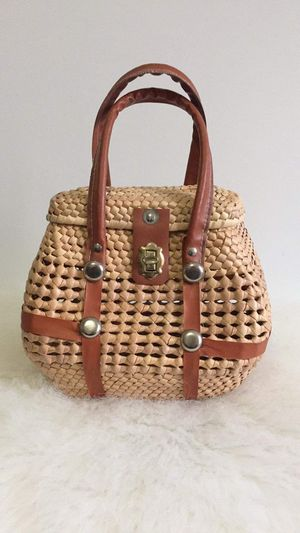 Rattan Hand Bag for Sale in Queens, NY