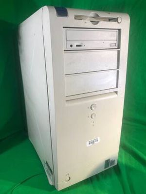 Vintage Dell OptiPlex GX110 Pentium III 864MHz 512MB RAM 10GB HDD ISA for Sale in Ontario, CA