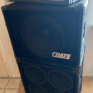 Crate Sound System B200XL for Sale in Anaheim, CA