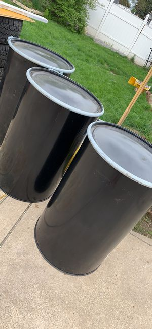 Brand New 55 Gallon steel Drum for Sale in Cleveland, OH