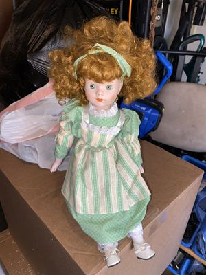 Porcelain Doll for Sale in Southlake, TX