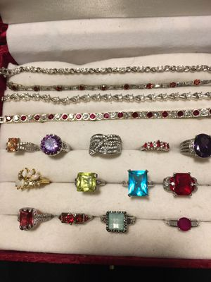 Beautiful Gorgeous Jewelry 925 Sterling Silver for Sale in Peoria, AZ