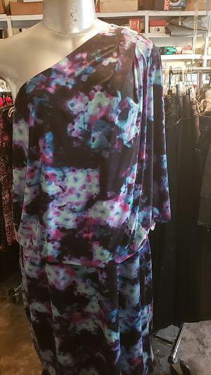 Plus size 1 shoulder dress for Sale in Orlando, FL
