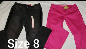 Girls Jeggings size 8T- NEW for Sale in Renton, WA