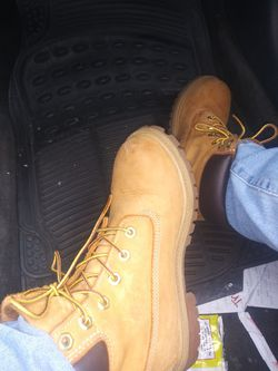 Timberland boots size 5mx US size 6 for Sale in Oklahoma City,  OK