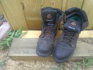 steel toe work boots for Sale in New Orleans, LA