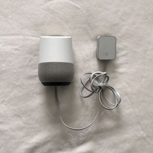 Google Home w/charger for Sale in Fairfax Station, VA