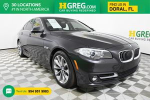 2016 BMW 5 Series for Sale in Doral, FL