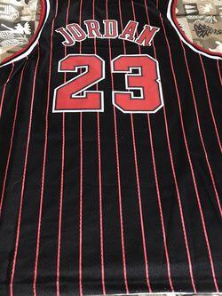 Bulls Jordan Sz Large Basketball Jersey for Sale in Philadelphia,  PA